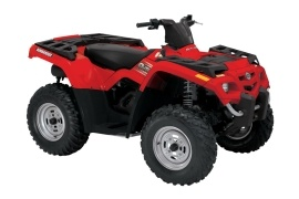CAN-AM/ BRP Bombardier Outlander 330 HO 2x4 (2004 - 2005)