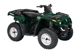CAN-AM/ BRP Bombardier Outlander 400 HO (2004 - 2005)