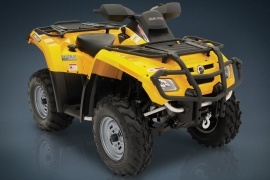 CAN-AM/ BRP Bombardier Outlander 650 HO EFI XT (2005 - 2006)