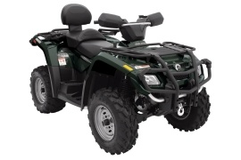 CAN-AM/ BRP Bombardier Outlander MAX 400 HO XT (2005 - 2006)