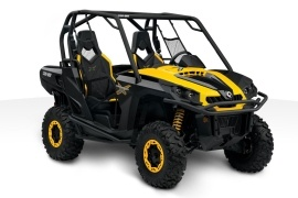 CAN-AM/ BRP Commander 1000 X (2010 - 2011)