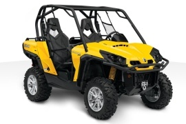 CAN-AM/ BRP Commander 1000 XT (2010 - 2011)