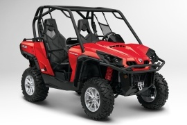 CAN-AM/ BRP Commander 1000 XT (2011 - 2012)