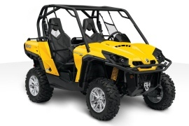 CAN-AM/ BRP Commander 800R (2010 - 2011)