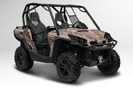 CAN-AM/ BRP Commander 800R XT (2011 - 2012)