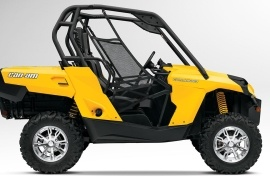 CAN-AM/ BRP Commander DPS 1000 (2012 - 2013)