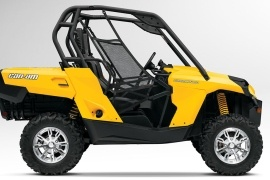 CAN-AM/ BRP Commander DPS 800R (2012 - 2013)