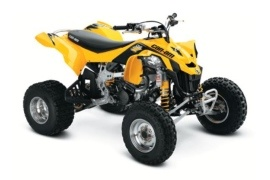 CAN-AM/ BRP DS 450 (2009 - 2010)