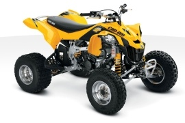 CAN-AM/ BRP DS 450 (2010 - 2011)