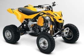 CAN-AM/ BRP DS 450 (2011 - 2012)