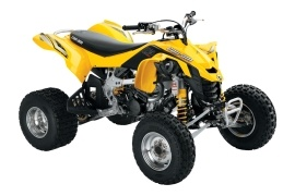 CAN-AM/ BRP DS 450 EFI (2007 - 2009)