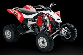 CAN-AM/ BRP DS 450 EFI (2008 - 2009)