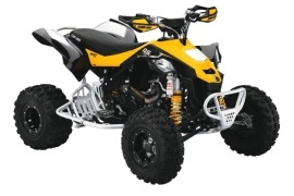 CAN-AM/ BRP DS 450 X XC (2009 - 2010)