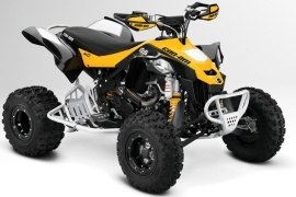 CAN-AM/ BRP DS 450 X xc (2011 - 2012)
