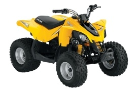 CAN-AM/ BRP DS 70 (2007 - 2008)