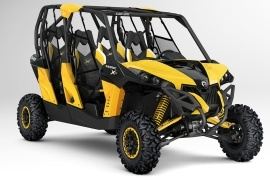 CAN-AM/ BRP Maverick MAX X rs 1000 (2012 - 2013)