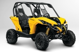 CAN-AM/ BRP Maverick