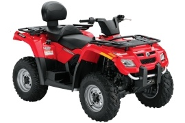 CAN-AM/ BRP OUTLANDER MAX 400 HO (2007 - 2008)