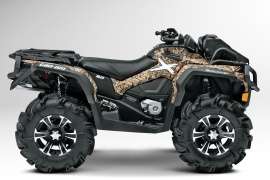 CAN-AM/ BRP Outlander 1000 X mr (2012 - 2013)