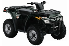 CAN-AM/ BRP Outlander 400 (2009 - 2010)