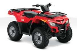 CAN-AM/ BRP Outlander 400 (2010 - 2011)