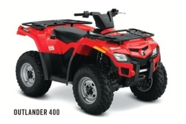 CAN-AM/ BRP Outlander 400 (2011 - 2012)