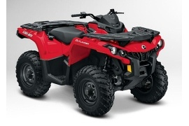CAN-AM/ BRP Outlander 400 (2012 - 2013)
