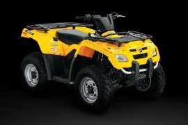 CAN-AM/ BRP Outlander 400 EFI (2008 - 2009)