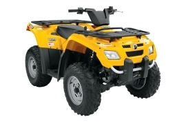 CAN-AM/ BRP Outlander 400 HO EFI (2006 - 2007)