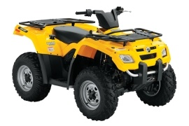 CAN-AM/ BRP Outlander 400 HO EFI (2007 - 2008)
