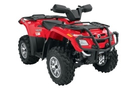 CAN-AM/ BRP Outlander 400 HO EFI XT (2006 - 2007)