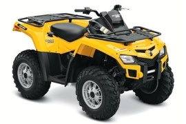 CAN-AM/ BRP Outlander 500 (2009 - 2010)