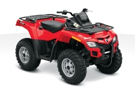 CAN-AM/ BRP Outlander 500 (2010 - 2011)