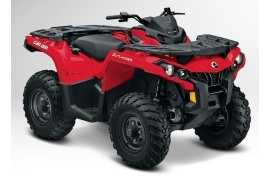CAN-AM/ BRP Outlander 500 (2012 - 2013)