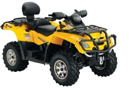 CAN-AM/ BRP Outlander 500 HO EFI XT (2006 - 2007)