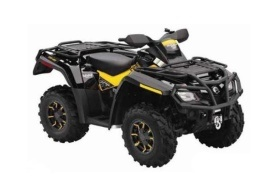 CAN-AM/ BRP Outlander 500 XT-P (2009 - 2010)