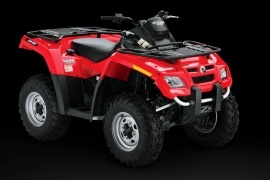 CAN-AM/ BRP Outlander 650 EFI (2008 - 2009)