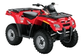 CAN-AM/ BRP Outlander 650 HO EFI (2007 - 2008)