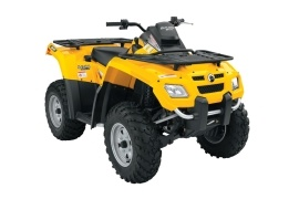 CAN-AM/ BRP Outlander 800 HO EFI (2006 - 2007)