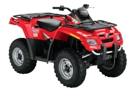 CAN-AM/ BRP Outlander 800 HO EFI (2007 - 2008)