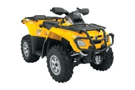 CAN-AM/ BRP Outlander 800 HO EFI XT (2006 - 2007)
