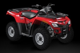 CAN-AM/ BRP Outlander 800R (2008 - 2009)