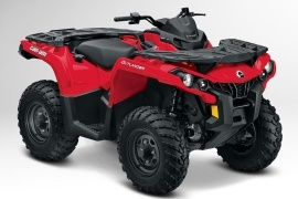 CAN-AM/ BRP Outlander 800R (2012 - 2013)