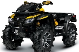 CAN-AM/ BRP Outlander 800R X mr (2010 - 2011)