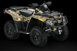 CAN-AM/ BRP Outlander 800R XT (2008 - 2009)