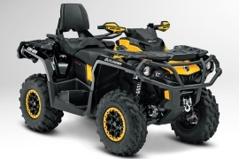 CAN-AM/ BRP Outlander 800R XT-P (2012 - 2013)