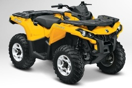 CAN-AM/ BRP Outlander DPS 1000 (2012 - 2013)