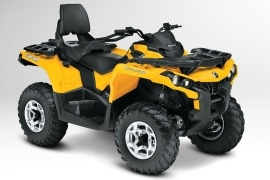 CAN-AM/ BRP Outlander MAX 1000 DPS (2012 - 2013)