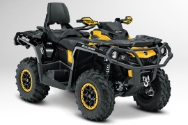 CAN-AM/ BRP Outlander MAX 1000 XT-P (2012 - 2013)