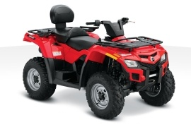 CAN-AM/ BRP Outlander MAX 400 (2010 - 2011)